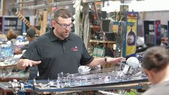 Thumbnail of Stern Pinball teaches us how to make a pinball machine from start to finish