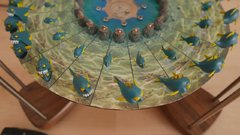 Thumbnail of 4-Mation carousel 2: Fish eating Fish - a 3D Zoetrope