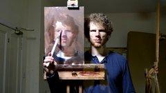 Thumbnail of Ewan McClure self-portrait time-lapse