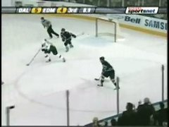 Thumbnail of Ice hockey - empty net miss