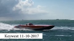 Thumbnail of Boat Crash in Keywest Superboat 11-10-17