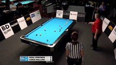 Thumbnail of MOST UNBELIEVABLE RUN OUT EVER?!! 8-BALL POOL IN REAL LIFE!