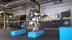 Thumbnail of The Evolution of Atlas (Boston Dynamics)