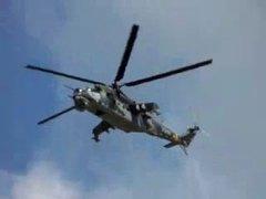 Thumbnail of Amazingly flying helicopter