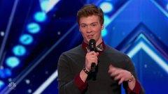 Thumbnail of Hilarious Impressionist Surprises Simon Cowell | Week 3 | America's Got Talent 2017
