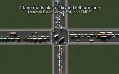 Thumbnail of Traffic flow test