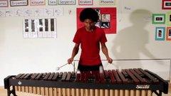 Thumbnail of Mario Bros on Marimba