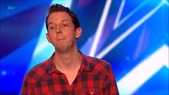 Thumbnail of Judges are Skeptical of Him But Then THIS Happens | Auditions 2 | Britain's Got Talent 2017