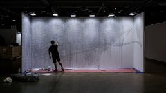Thumbnail of James Jean - ComplexCon Mural - Time Lapse