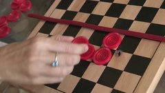 Thumbnail of Conway Checkers - Numberphile