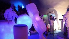 Thumbnail of Coolest Concert Ever? Hear Ice Instruments Play Beautiful Music