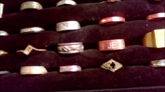 Thumbnail of An avid metal-detector share his impressive collection.