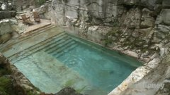 Thumbnail of Swim in a luxurious quarry-turned-pool