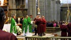 Thumbnail of Botafumeiro en la Catedral de Santiago de Compostela / Cathedral of Santiago de Compostela