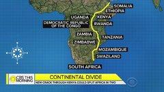 Thumbnail of Scientists at odds over Kenya's massive crack