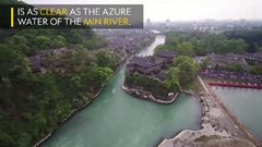 Thumbnail of See an Ancient Wonder of China that Transforms a River | National Geographic
