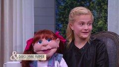 Thumbnail of AGT Winner Darci Lynne Farmer Performs with Her Puppet Pal - Pickler & Ben