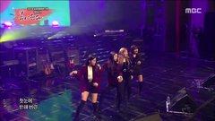 Thumbnail of South Korean Girl Group Performs in North Korea