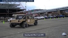 Thumbnail of DARPA's Ground X-Vehicle T
