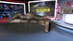 Thumbnail of Thai cave rescue: Rescue options for the 12 boys and their coach