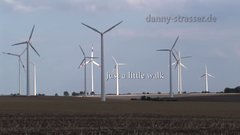Thumbnail of Base Jumping From a Wind Turbine Blade