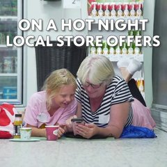 Thumbnail of A cool store sleepover