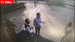 Thumbnail of Thieves steal a watch from a tourist in Barcelona
