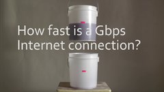 Thumbnail of How fast is a gigabit Internet connection?