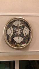Thumbnail of Animated Wall Clock