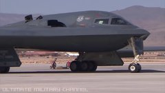 Thumbnail of Stealth Bomber in action