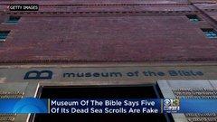 Thumbnail of Fake dead sea scrolls
