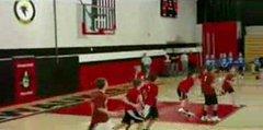 Thumbnail of Lucky basketball shot