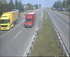 Thumbnail of Crazy Truckers on European Highway