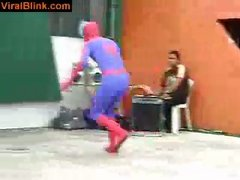 Thumbnail of Spider man faceplant