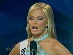 Thumbnail of Miss South Carolina Teen USA's answer