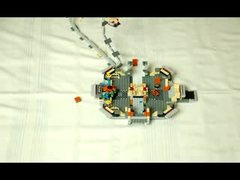 Thumbnail of Lego Millenium Falcon Stop Motion