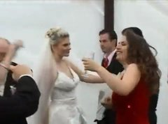 Thumbnail of Drunk Wedding Girl Out Of Control!