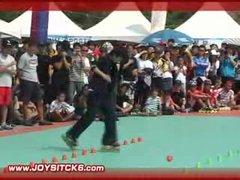 Thumbnail of Roller skates freestyle