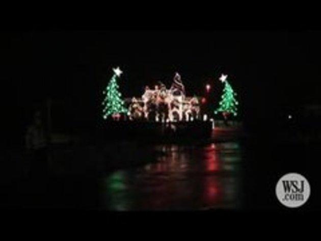 More Christmas lights - Snotr