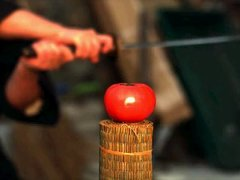Thumbnail of Tomato vs Katana