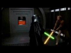 Thumbnail of Star Wars parody