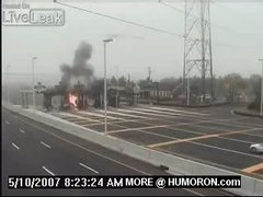 Thumbnail of Toll road accident