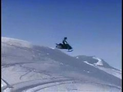 Thumbnail of Extreme snowmobiling