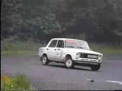 Thumbnail of Lada drifting