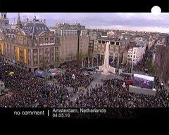 Thumbnail of Mass panic in Netherlands