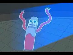 Thumbnail of Intergalactic Proton Powered Electrical Tentacled Advertising Droids