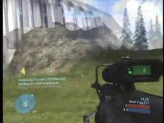 Thumbnail of Luckiest kill ever in Halo 3