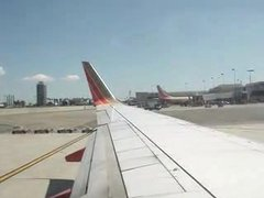 Thumbnail of Bored flight attendant