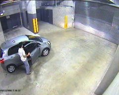 Thumbnail of How not to exit a parking garage