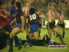 Thumbnail of Maradona fighting